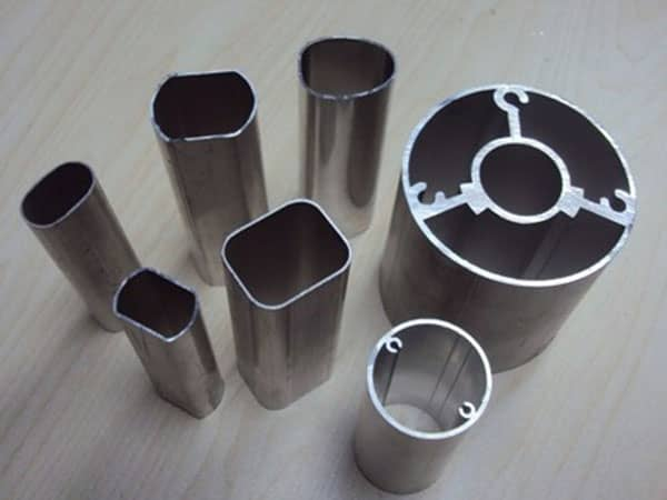 Custom Aluminum Extrusion Part