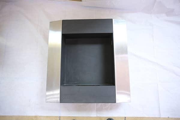 Powder Coating Sheet Metal Fabrication Part