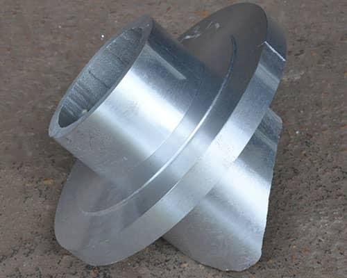 Turned Die Casting Part