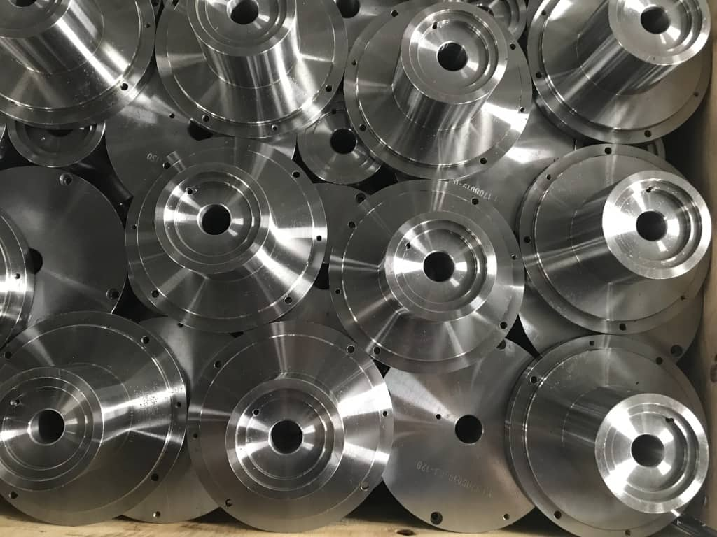 Customized Steel Turning Parts