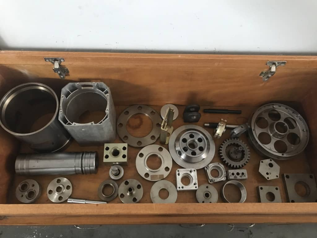 Stamping and Machining Parts